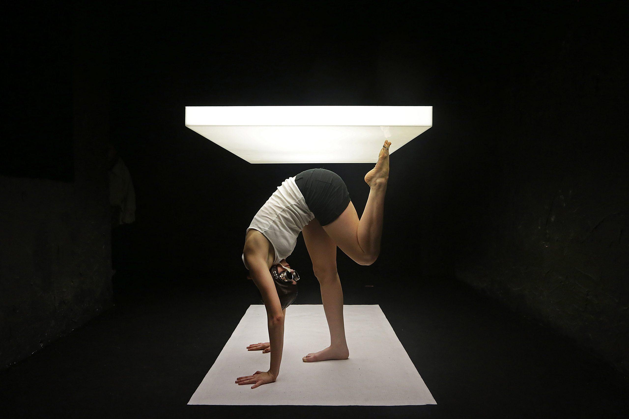 Baby Doe . ph. © Federico Ridolfi @ Fondazione Volume! Dancer: Sissj Bassani