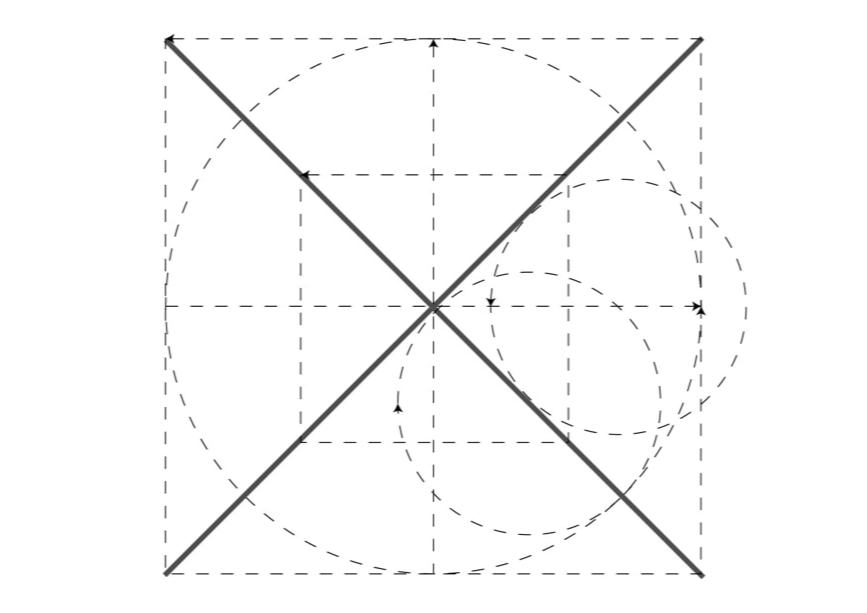 Alphabet: Mappa traiettorie per una danza possibile