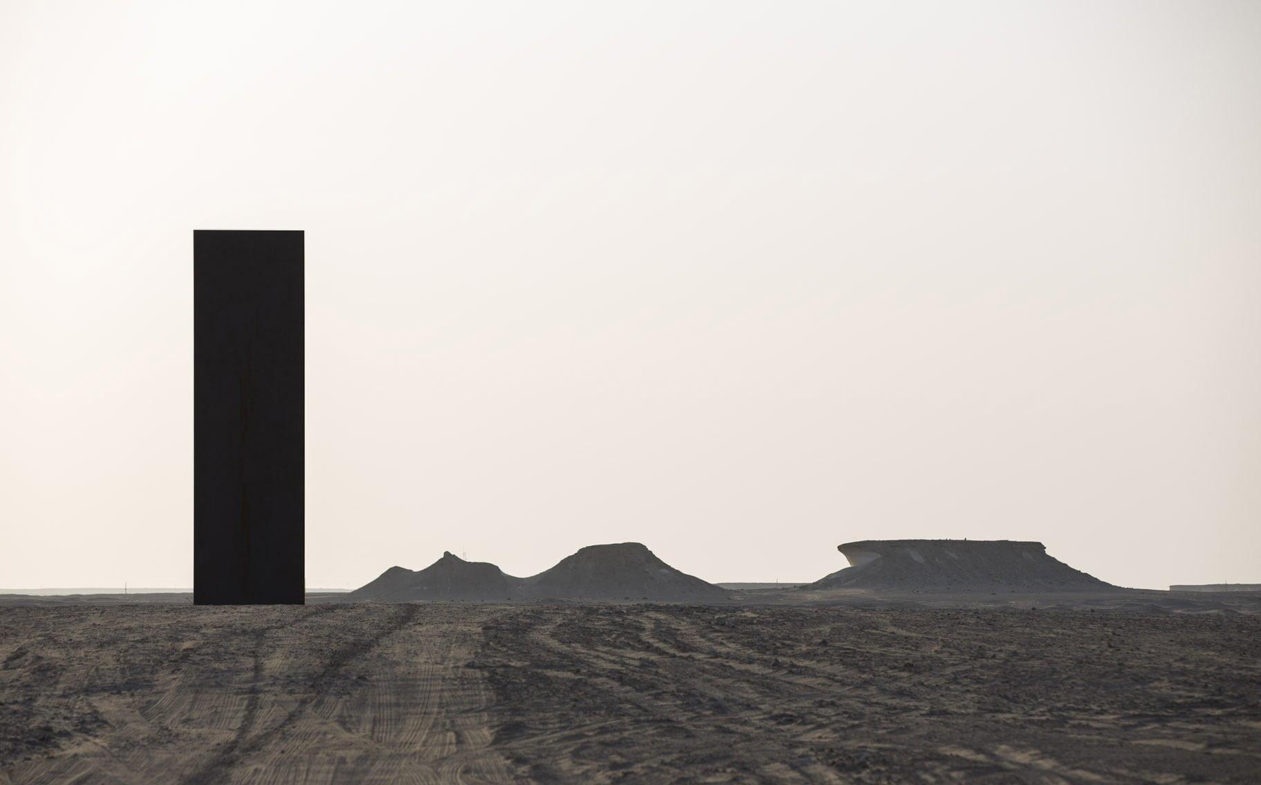 Spazio: Richard Serra