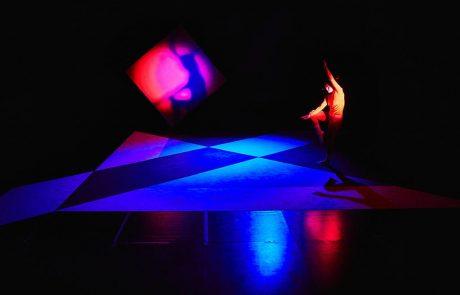 Il colore si fa spazio ph. © Daniele Casadio - Dancer: Sissj Bassani