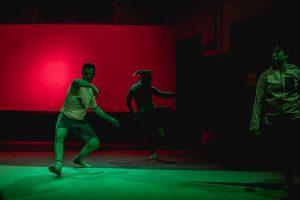 gruppo nanou, Il colore si fa spazio, ph. Giulia Ferrando @ Ipercorpo Festival