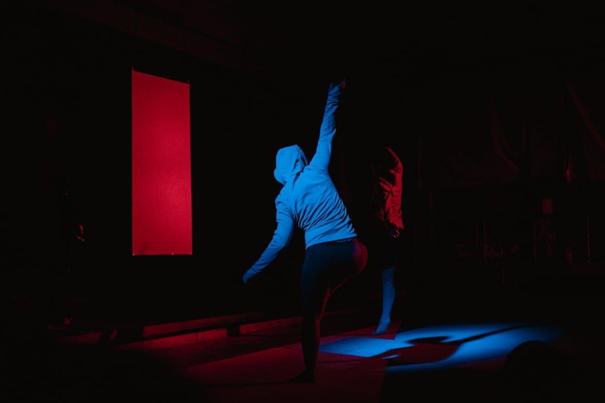 gruppo nanou, Color takes up space, ph. Giulia Ferrando @ Ipercorpo Festival