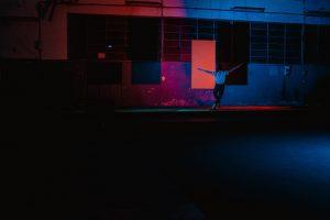Il colore si fa spazio ph. Giulia Ferrando @ Ipercorpo Festival