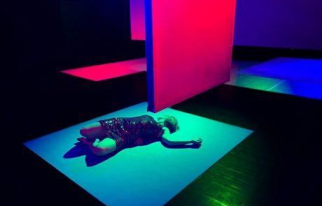 Neverwhere - ph. © gruppo nanou, performer: Rhuena Bracci