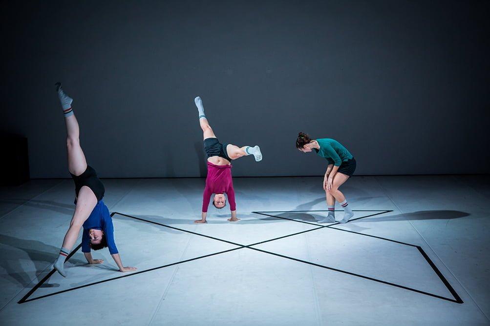 ph © Ilaria Costanzo; dancers: Carolina Amoretti, Sissj Bassani, Rhuena Bracci