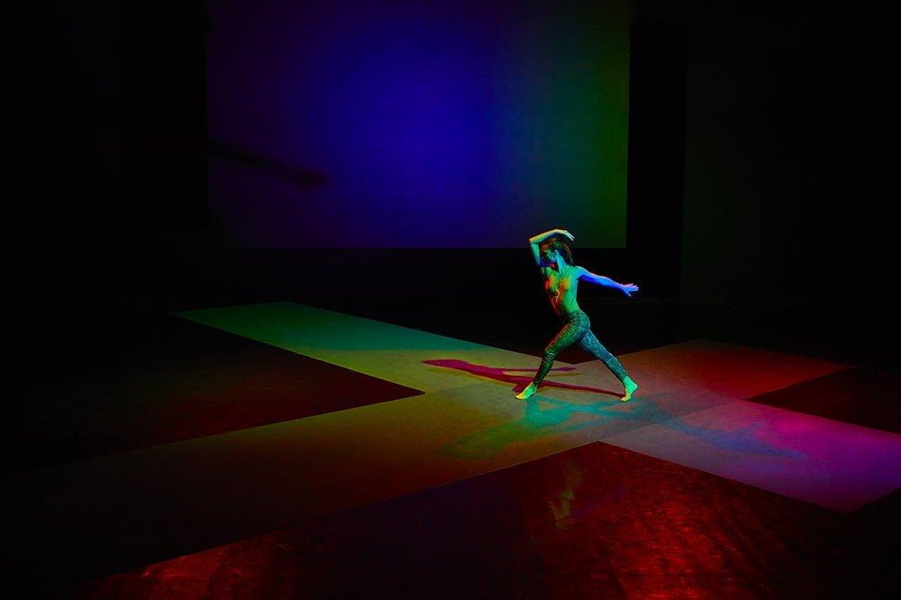 we want miles in a silent way - ph © Daniele Casadio - Dancer: Carolina Amoretti