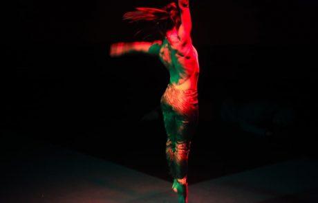 Nanou - We want Miles, in a silent way - ph. © Michela di Savino - Dancer: Carolina Amoretti