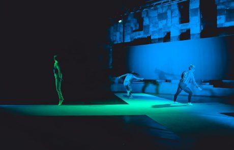 Nanou - We want Miles, in a silent way - ph. © Michela di Savino - Dancers: Marina Bertoni, Carolina Amoretti, Rhuena Bracci