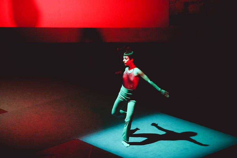 Nanou - We want Miles, in a silent way - ph. © Michela di Savino - Dancer: Marina Bertoni