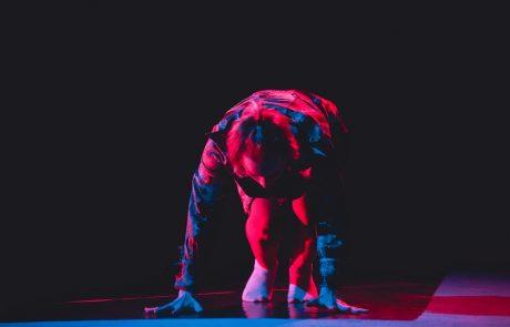 Nanou - We want Miles, in a silent way - ph. © Michela di Savino - Dancer: Rhuena Bracci
