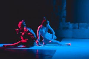 (IT) Nanou - We want Miles, in a silent way - ph. © Michela di Savino - Dancers: Rhuena Bracci, Carolina Amoretti