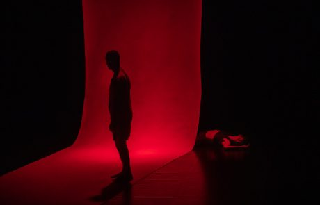 gruppo nanou . Conversazione per Arsura . ph. © Gianluca Naphtalina Camporesi Dancers: Marina Bertoni, Marco Maretti