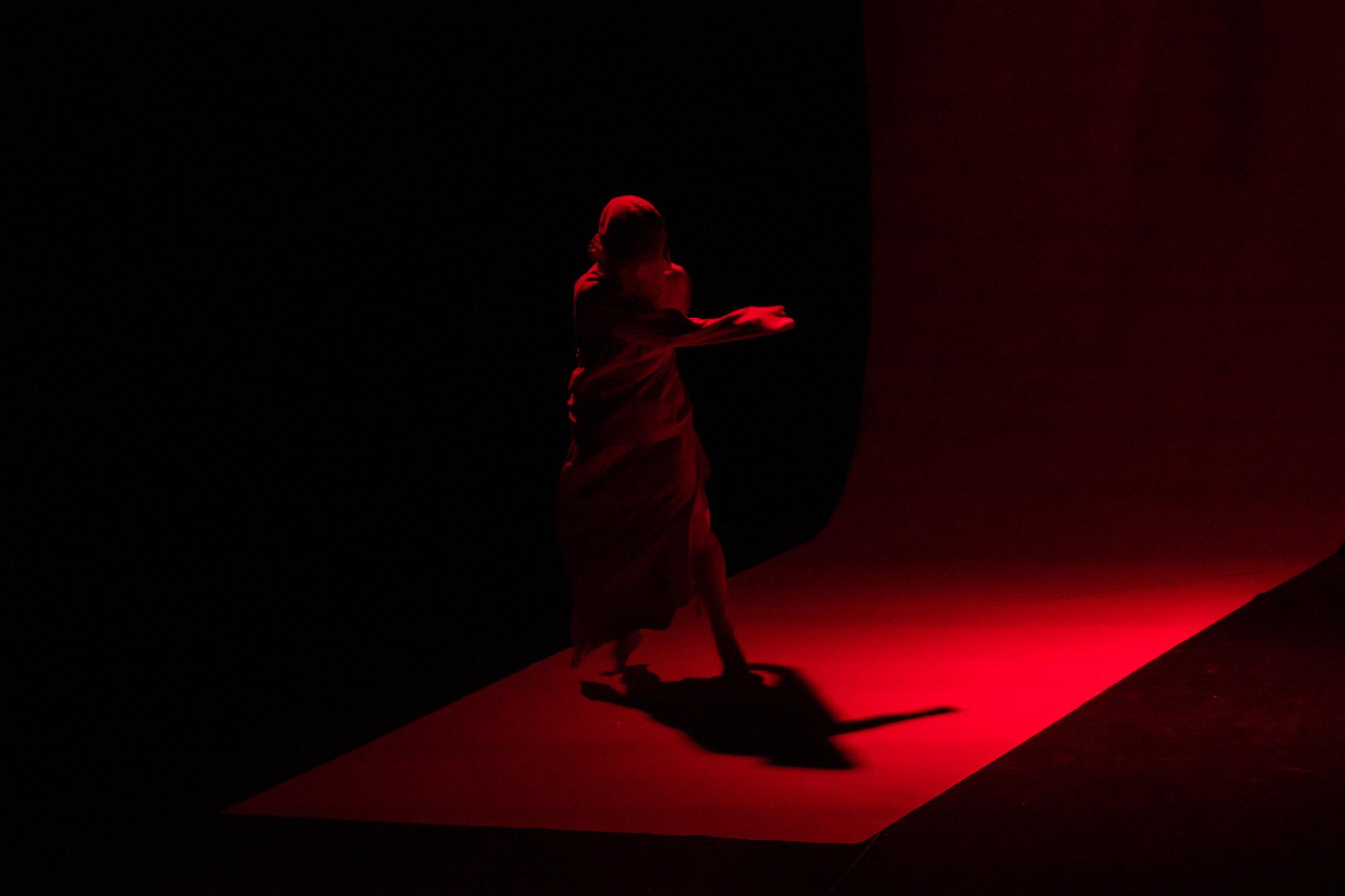 gruppo nanou . Conversazione per Arsura . ph. © Gianluca Naphtalina Camporesi Dancer: Rhuena Bracci