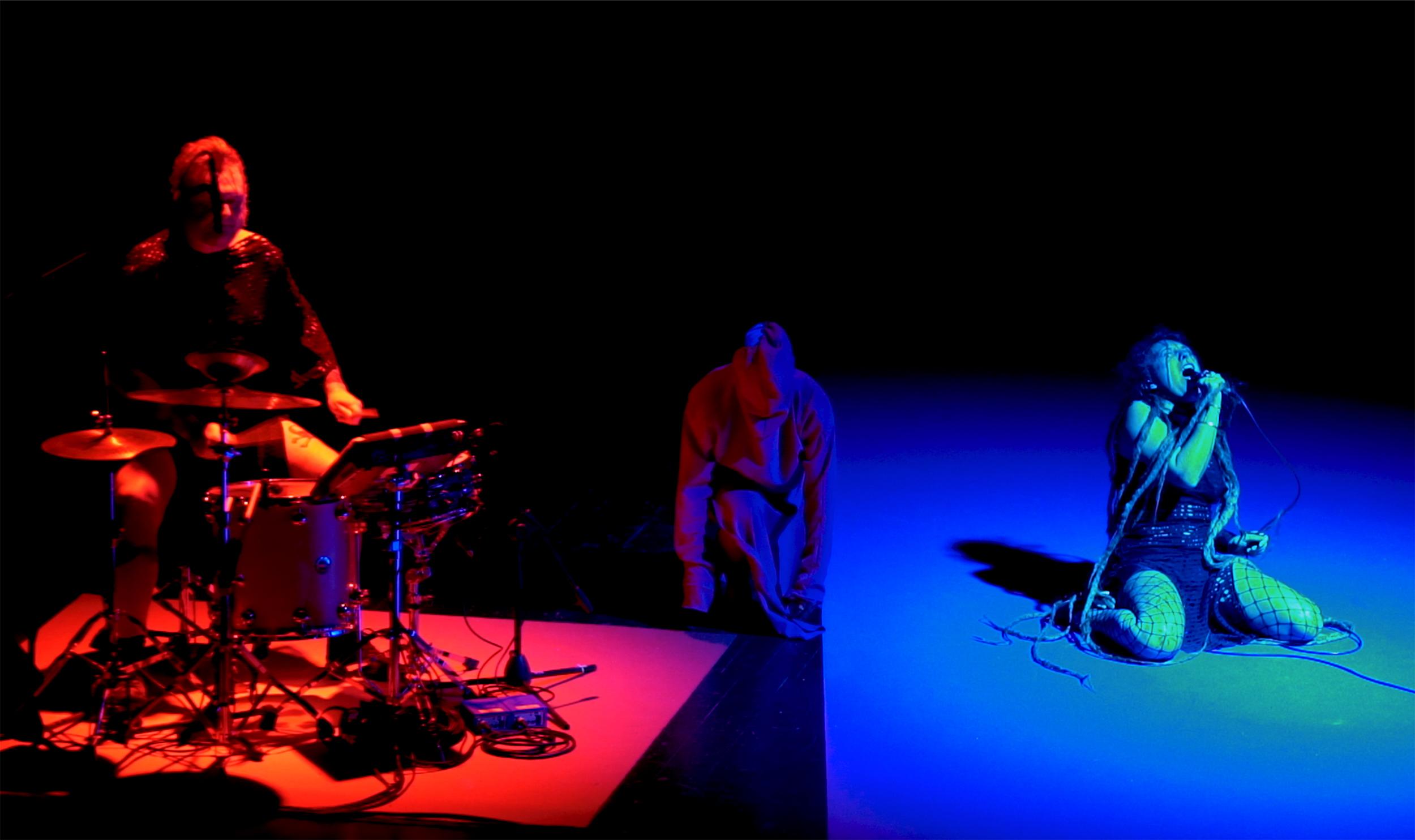 Canto Primo: Miasma + Arsura | gruppo nanou + OvO