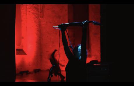 gruppo nanou + OvO | Canto Primo: Miasma + Arsura . still video Claudio Stanghellini - Rhuena Bracci, Stefania Pedretti